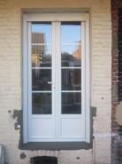 porte fenêtre après  - Réalisation sur Calais