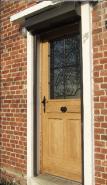 porte extérieure après Saint Omer