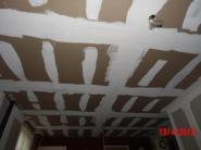 Plafond en plaque de plâtre Boulogne sur mer