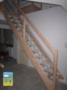 Escalier - Menuiserie Pas de Calais